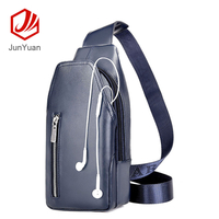 JUNYUAN 2018 New Design Casual Shoulder Bag Chest Backpack For Travel