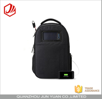 New Trend Fashion Laptop Solar Backpack