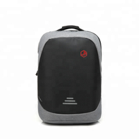 smell proof backpack lock anti thief bagpack with usb charging port waterproof backpack
