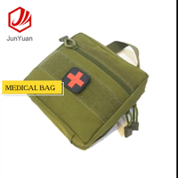 Outdoor Tactics Medical Bag Military Hanging Bag Hip Waist Belt Bag