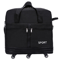 JUNYUAN Foldable Luggage Suitcases ,Luggage Sets travelling bags luggage, Trolley Bag