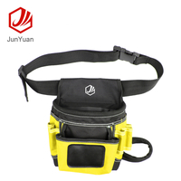 2018 factory wholesale Premium Multi Pocket Electrician Tool Belt