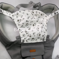 Infant Multi-Functional Breathable Safety Baby Wrap Carrier, Baby Sling