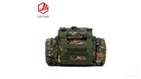 JUNYUAN Multi-functional Fishing Bag With Many Pockets Rob Tackle Camouflage Bag