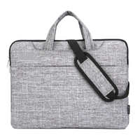 JUNYUAN Customized 13, 14 ,15.6 Inch Portable Business Computer Laptop Bag, Briefcase Bag For Women And Men