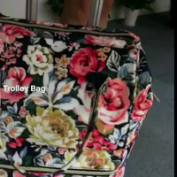 Seller Fast delivery Unisex Luggage Bag Trolley Luggage Travel Bag