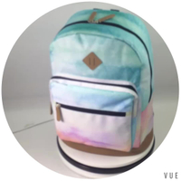 2018 JUNYUAN Newly-designed Unisex Customizable Fashion Student Backpack