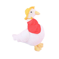 JUNYUAN Duck Plush Women HandBag ,Messenger Bag, Cute Purse For Girl