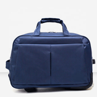 JUNYUAN High Quality Foldable Rolling Travel Trolley Luggage Waterproof Travel Luggage Bags