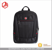 Multifunctional branded ultra slim laptop backpack for business men