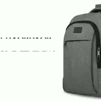 Hot Products Black Anti Theft Backpack With Usb Charging