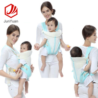 JUNYUAN Wholesale Breathable Baby Carrier for Newborn Baby