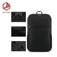 New Design Black Hiking Packable Backpack, Accept Custom Logo