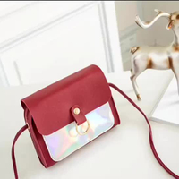 JUNYUAN 2019 New Diagonal Female Bag Tassel Student Mobile Coin Purse