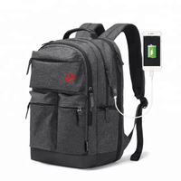 Laptop Backpack Water Resistant Travel backpack with USB Charging Port School College Travel Backpack