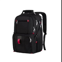 Travel Laptop Backpack, Extra Large College School Backpack with USB Charging Port